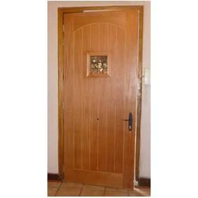 puerta de seguridad para casa