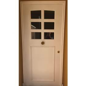 puerta acorazada para cocina